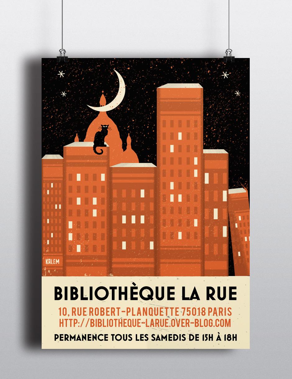Bibliotheque-La-Rue