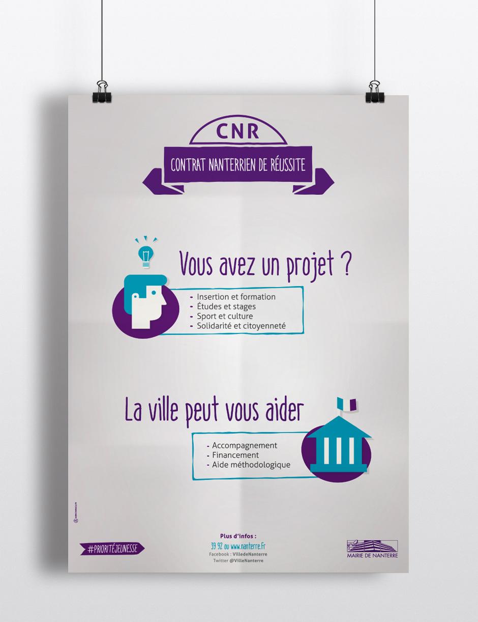 agence-miracle-graphisme-illustration-nanterre-affiche-contrat-nanterrien-reussite
