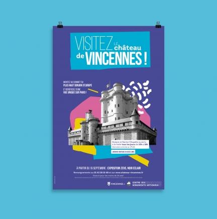 Visitez le château de Vincennes !