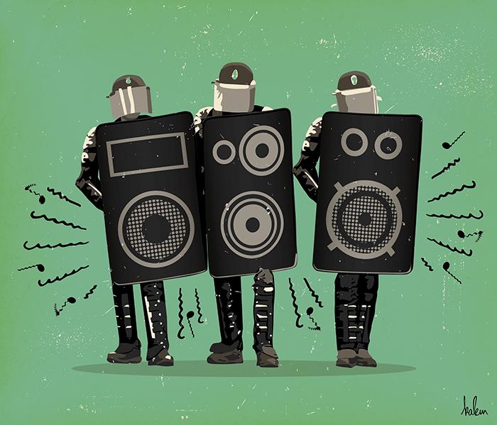 fabrique-des-tubes-musique-kalem-agence-miracle-illustration-graphisme-journal-cqfd-2