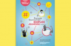 Forum Destination Emploi – Affiches