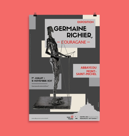 Germaine Richier, l'Ouragane