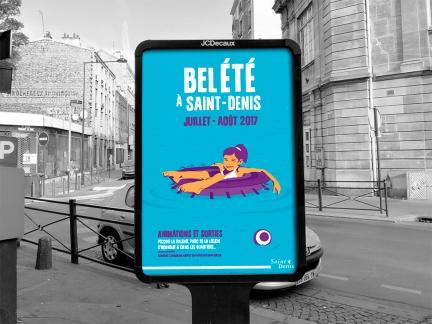 Bel été à Saint-Denis 2017