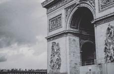 À l'assaut de l'Arc de Triomphe